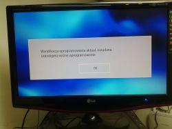 Philips BDP 3380/12 - Wiesza się - nie mogę wgrać nowego softu