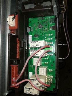 Siemens EF735701 - schemat połączeń w puszce PolyBox