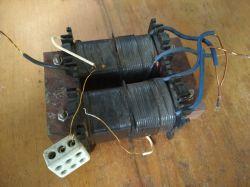 Zwarciownica(tester wirników) - obliczenie transformatora