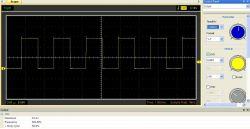 Opis generatora przebiegów prostokątnych opartego na układzie NE555