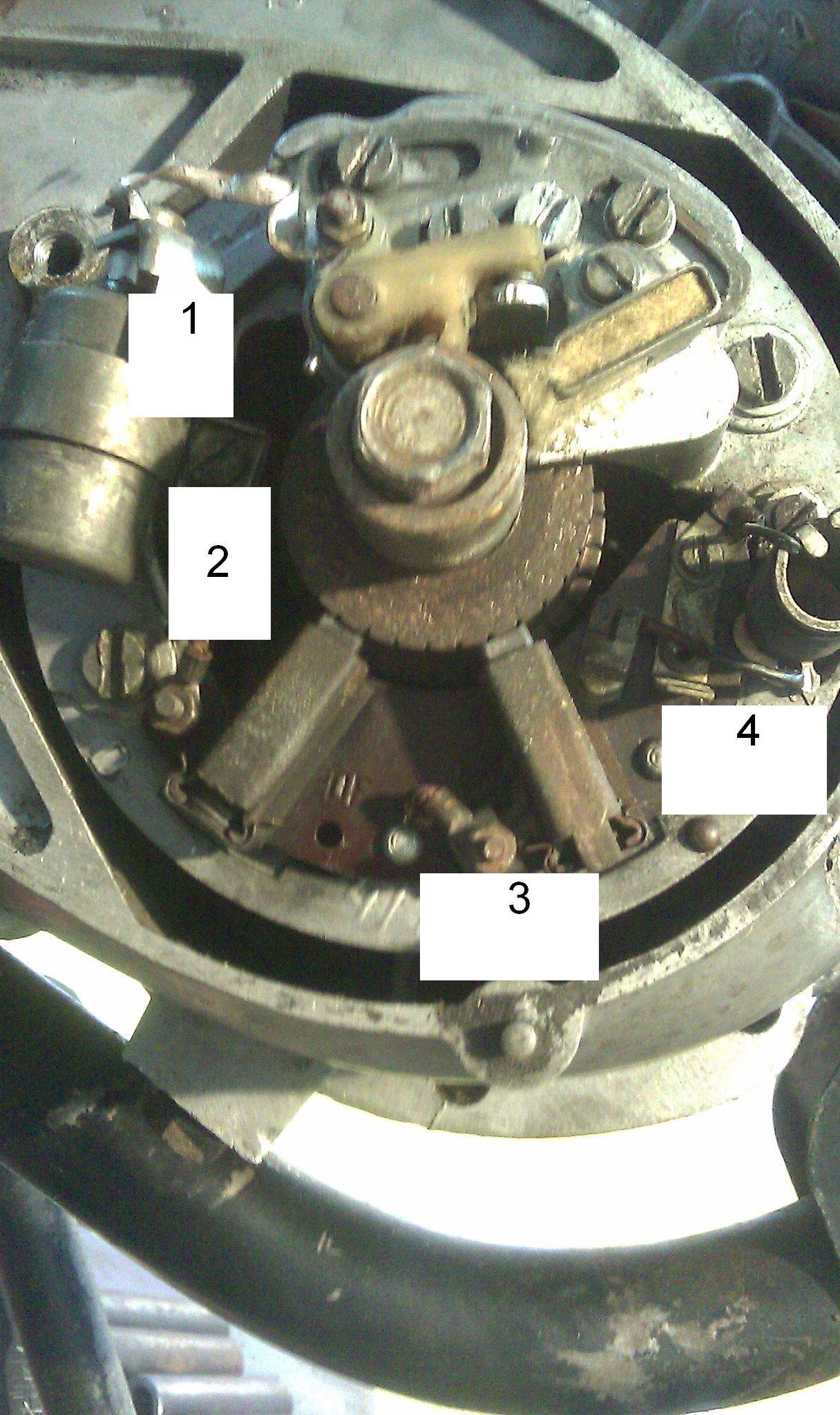 MZ-150 (6v)  - Instalacja elektryczna- monta�, naprawa?