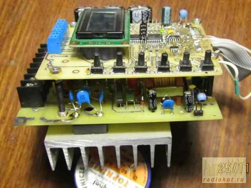 projekt Falownika U/f o mocy 1kW