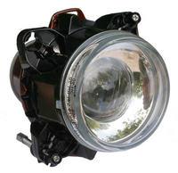 mocna latarka z soczewki samochodowej