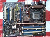 ASUS P5N32-E SLI kondensatory