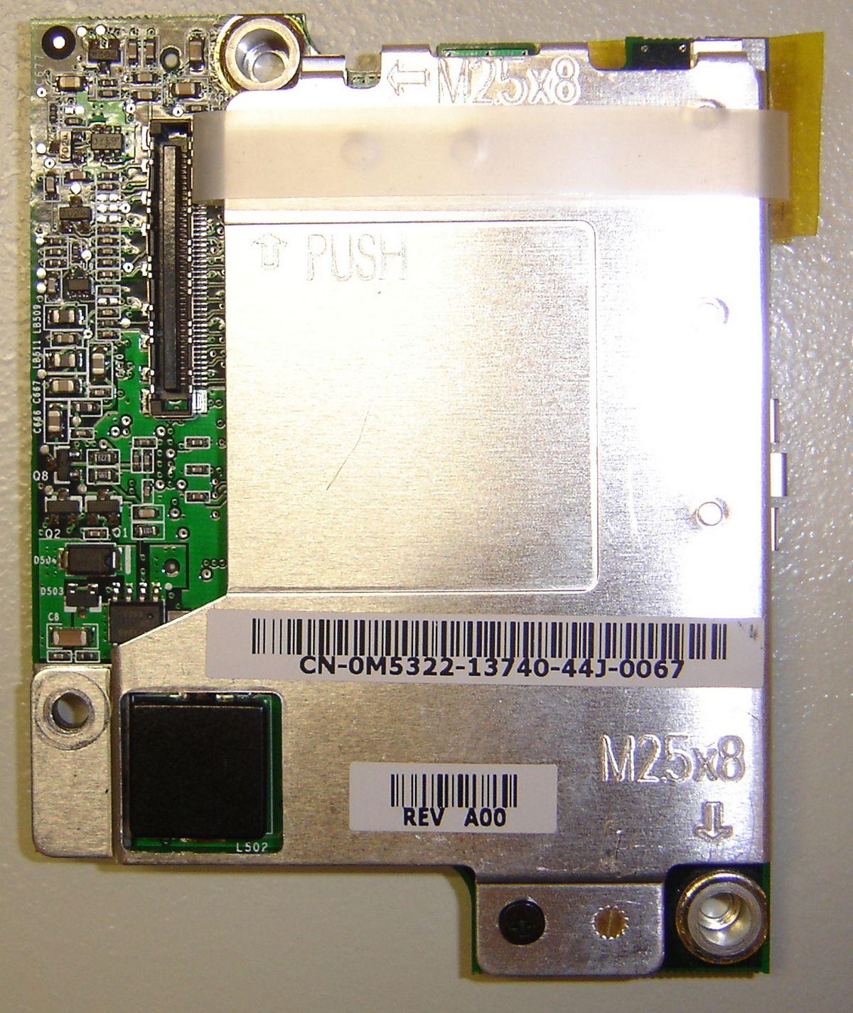 [Sprzedam] Karta graficzna GeForce FX Go5200 Dell Inspiron i inne.