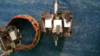 Alternator po przeróbce z magnesami N38, prądnica, wiatrak. I kilka pytań....