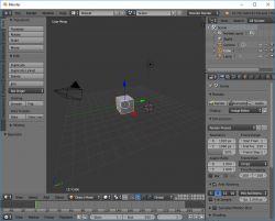 Minitutorial Blendera pod wydruk 3D - odwzorowujemy uszkodzony element lampki