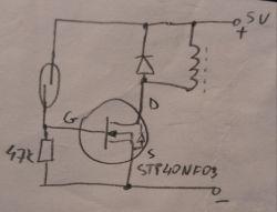 Elektromagnetyczny kręciołek z fidget spinnera