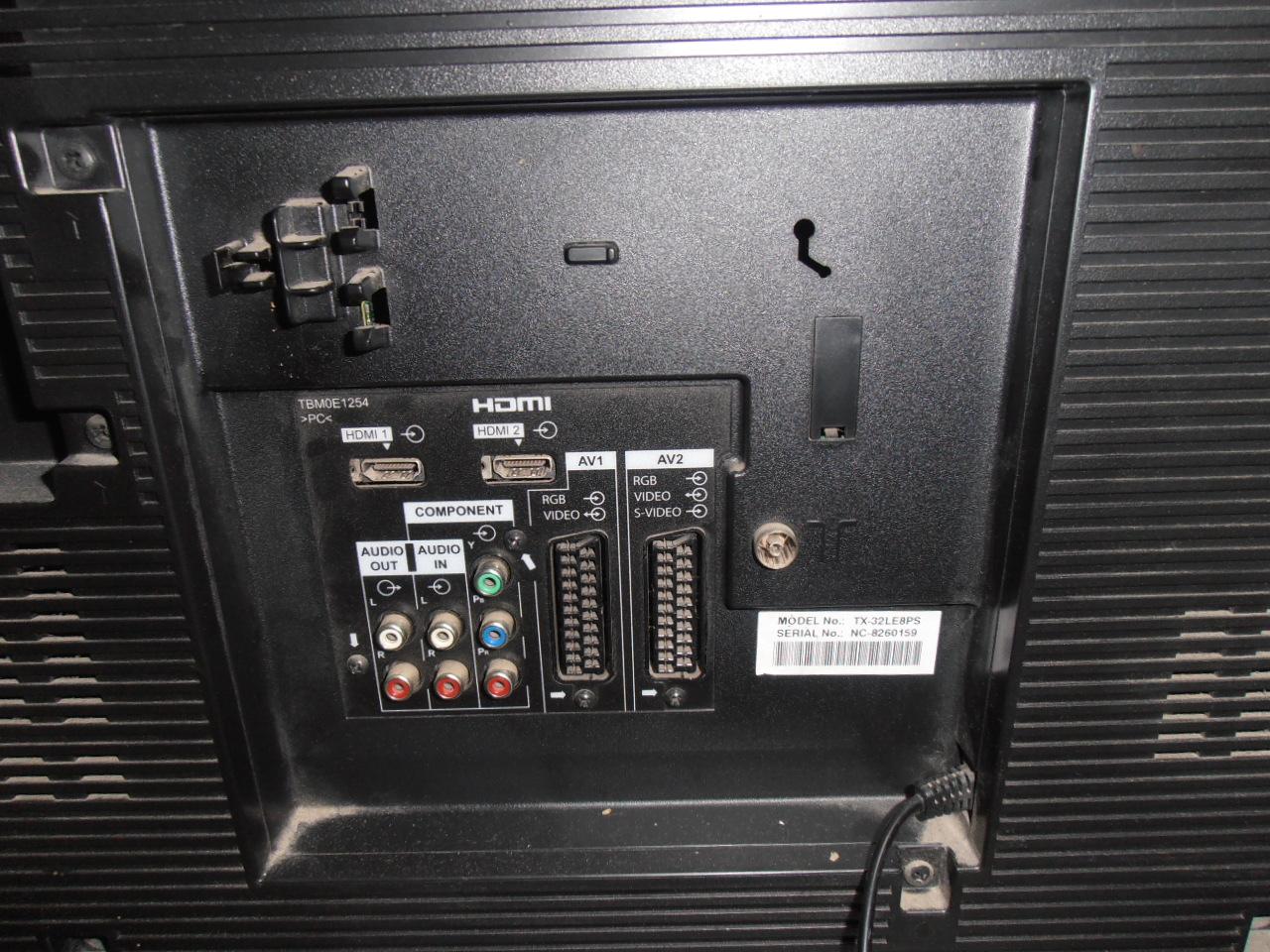 Viera - HT503TH - CP2 - pod��czenie