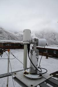 Życie na stacji polarnej - Praca na stanowisku elektronika i geofizyka