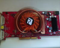 [Sprzedam] PowerColor HD3850 512MB/512BIT DDR3 OC, gwarancja.