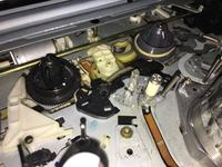 Sony SLV-SE600 kod błędu 71501 - Po uruchomieniu magnetowidu otrzymuje kod błędu