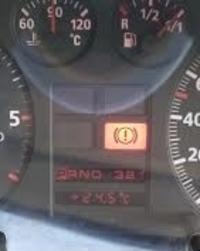 Audia4b51996r świecąca Kontrolka Z Wykrzyknikiem A4 19 Tdi