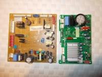 Samsung RF62QEPN - nie załącza się sprężarka
