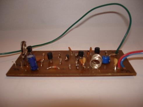 Modulator FM do cel�w serwisowych