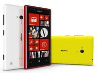 Nokia Lumia 720 - średniej klasy smartfon z aparatem 6.7 megapikseli