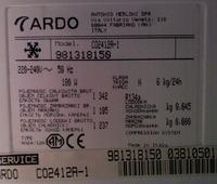 ARDO c02412A-1 - Nie działa agregat chłodziarki