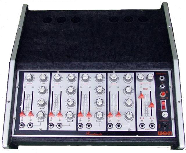 Powermixer audio WEM reverbmaster. Jak zlikwidowa� buczenie w g�o�nikach.