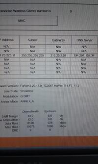 TP-LINK W8961ND - Brak dostępu do internetu po restarcie.