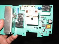 pralka Bosch WFL 1200 uszkodzenie grzałki i programatora