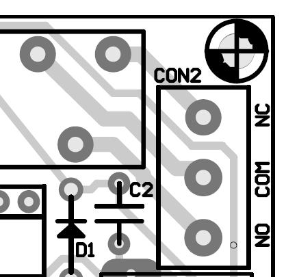 Wyłącznik zmierzchowy w odwrotnej konfiguracji