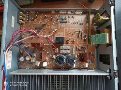 Podłączenie wzmacniacza z ameryki do naszej sieci Sony TA-AX301