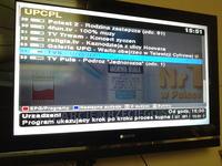 Cyfrowy dekoder do odbioru UPC.