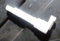 Karcher 502m - złożenie pokrętła, oraz wyciek przy uszczelce