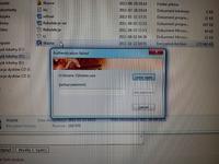 Plik o rozszerzeniu *.UEA - Zablokowany plik po zmianie systemu