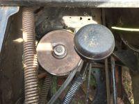 MTD B155 - Nie działa sprzęgło, ustawienie wariatora, długości pasków, problem?