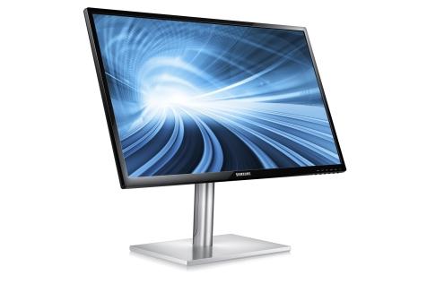 "Samsung SC750 - monitor z 27"" matryc� WVA do zastosowa� p�profesjonalnych"