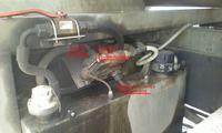 Zawór przelewowy ZP3-160S-16 E2, potrzebny opis przyłączy.