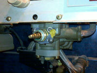 Junkers WRP 250-5 - WRP 250-5 Wyciek z regulatora przepływu wody.