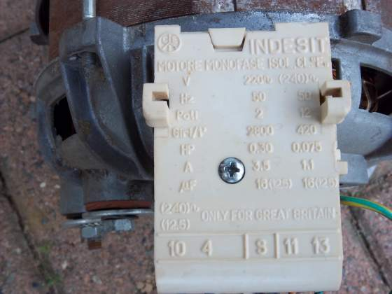 Pod��czenie silnika elektrycznego.