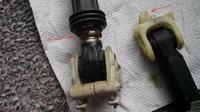 Pralka AWM 6061 Whirlpool - wymiana amortyzatorów