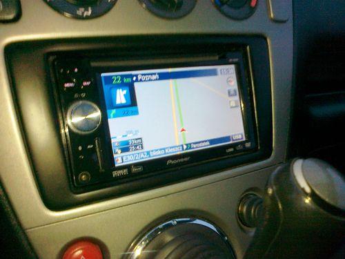 pioneer f900bt - aktualizacja map - elektroda pl