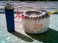 Transformator toroidalny-brak danych