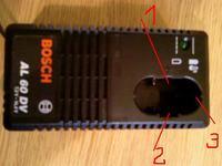 Jak podłaczyć baterie Black&Decker do ładowarki Bosha