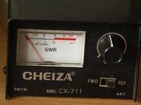 SRW>10 Problem z zestrojeniem anteny