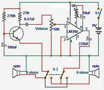 [SZUKAM] schematu prostego interkomu (duplex)