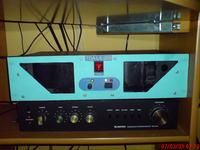 Mostek TDA7294 2x28V - obciążenie 4 Ohm