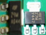 Pralka Amica AWS610L Nawigator System - uszkodzony programator