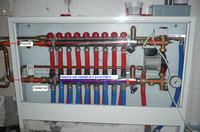 Instalacja CO + CWO schemat do sprawdzenia