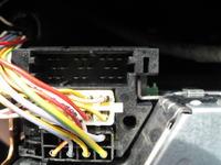 Radio wyjscie z Mini-iso Zmieniarka wejscie na Uni-Link