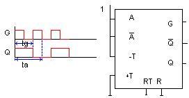 Układ wykrywający zwiększanie się częstotliwości przebiegu