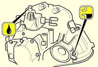 Astra f - gdzie się dolewa olej do skrzyni biegów?