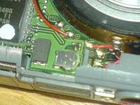 Casio Exilim EX-S100 - rozładowuje się bateria