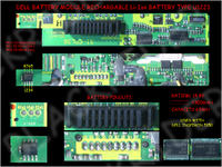 Dell Inspiron 5150 U1223 battery