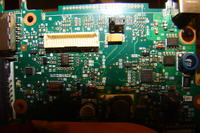 HP nx 6310 działa ale nie ładuje baterii