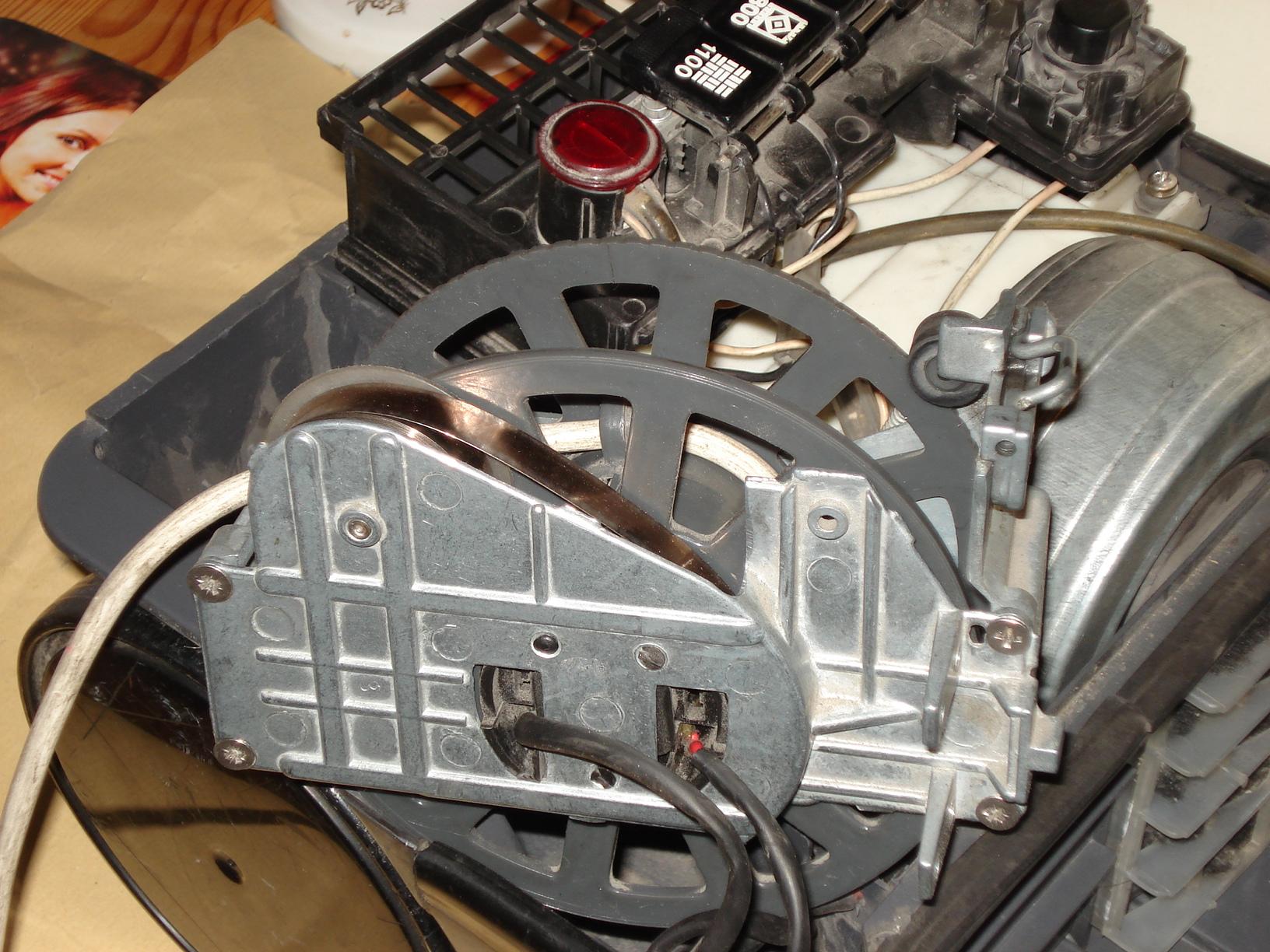 [Kupi�] zelmer odkurzacz typ 700 zwijacz kabla